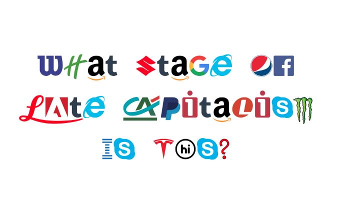 Brand New Roman, una tipografía de logos