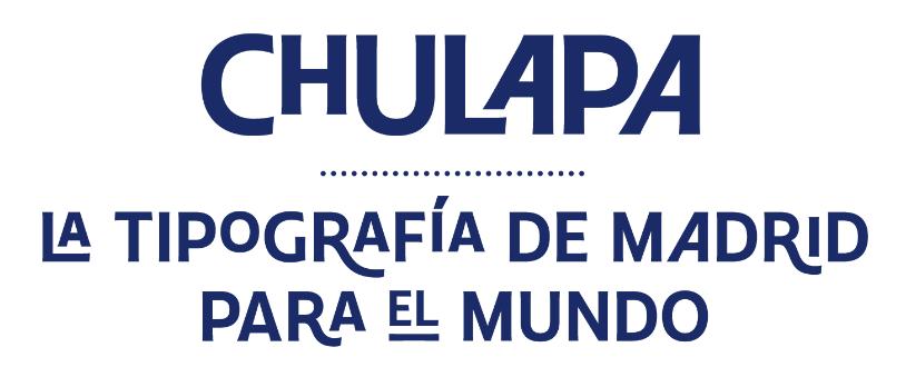 Chulapa, de Madrid para el mundo